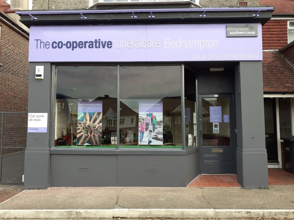 The Co-operative Funeralcare Bedhampton