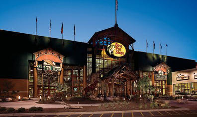 Bass Pro Shops 951 E Lewis Clark Pkwy Clarksville In Sporting