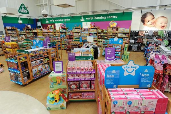 Mothercare Eastbourne ELC
