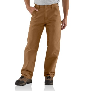 Image of WASHED DUCK WORK PANT