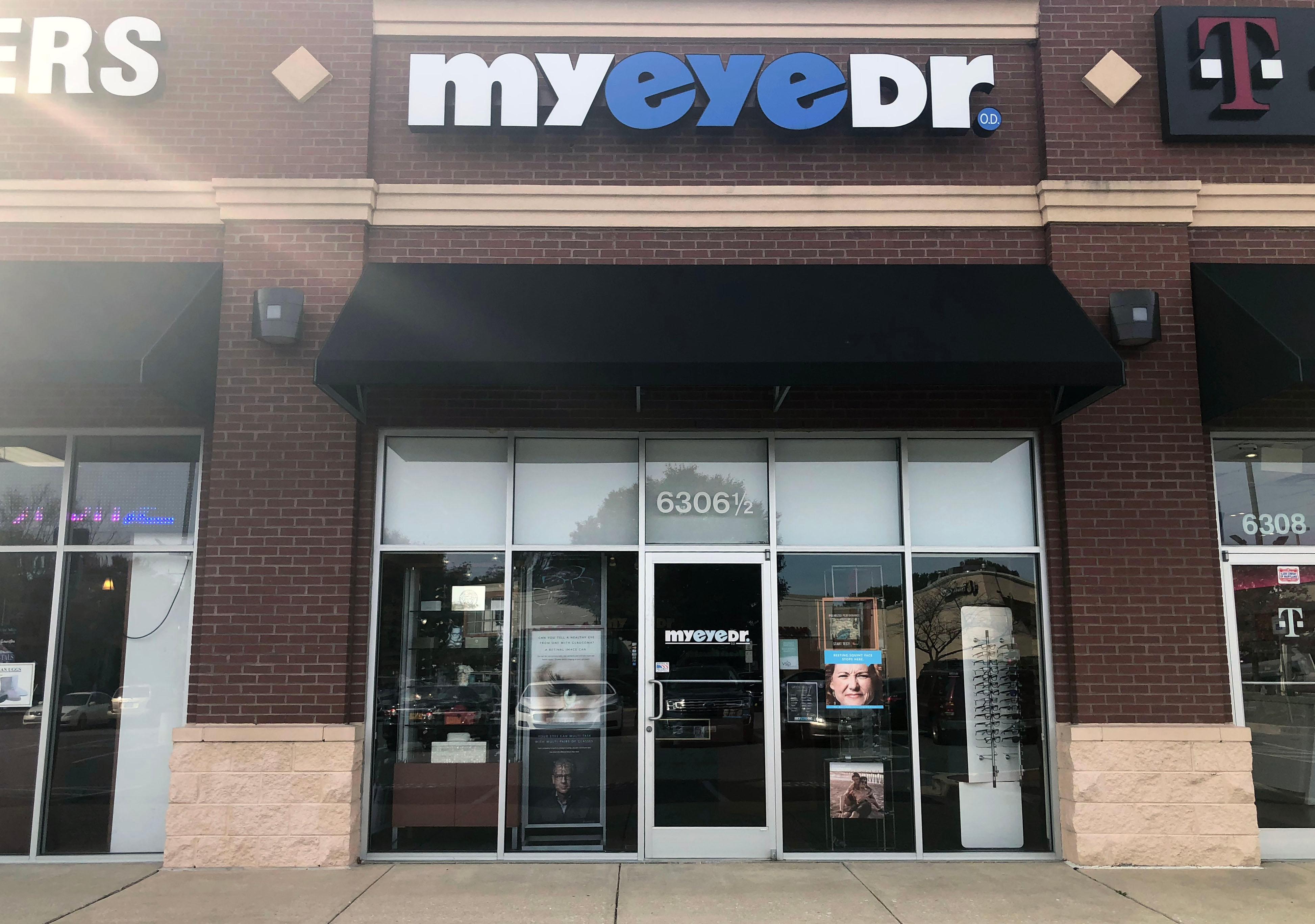 Book an Eye Exam at MyEyeDr. in Towson, MD Towson   20 20 20