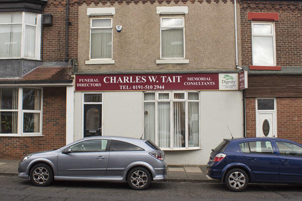 Charles W Tait Funeral Directors in Sunderland