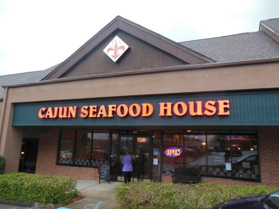 We're lucky that our office is right by the best Cajun Seafood Restaurant in town!