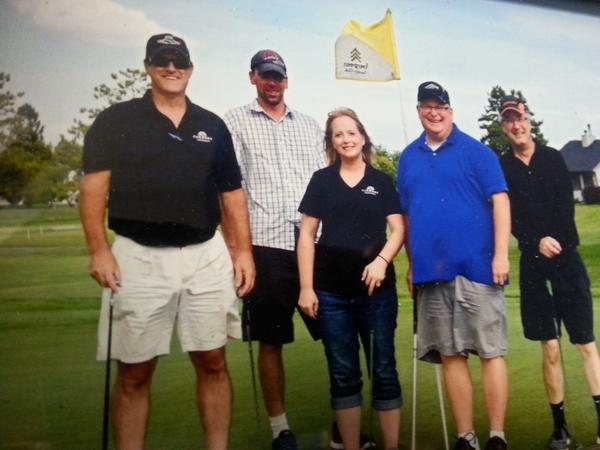 East Troy Chamber of Commerce Golf Outing 2016