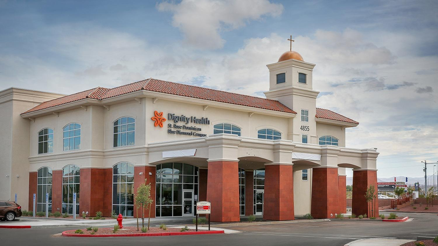 Dignity Health - St. Rose Dominican Hospital, Blue Diamond - Las Vegas, NV