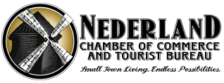 A proud member of the Nederland Chamber of Commerce