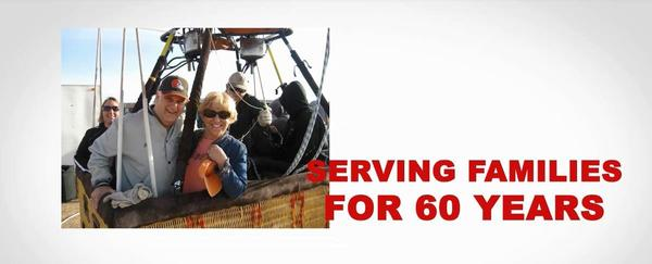 Serving Families for 60 Years!