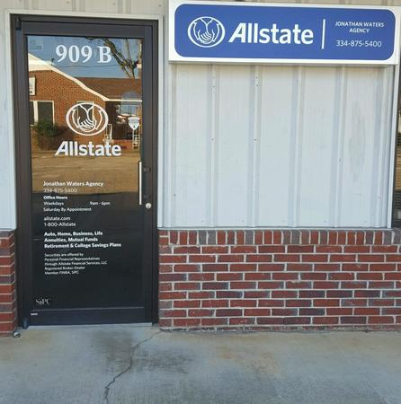 Allstate Insurance Agent Jonathan Waters