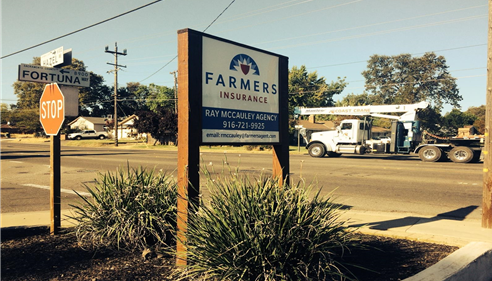 Our Agency Is Conveniently Located In The Heart Of Orangevale. Stop By & Say Hi!