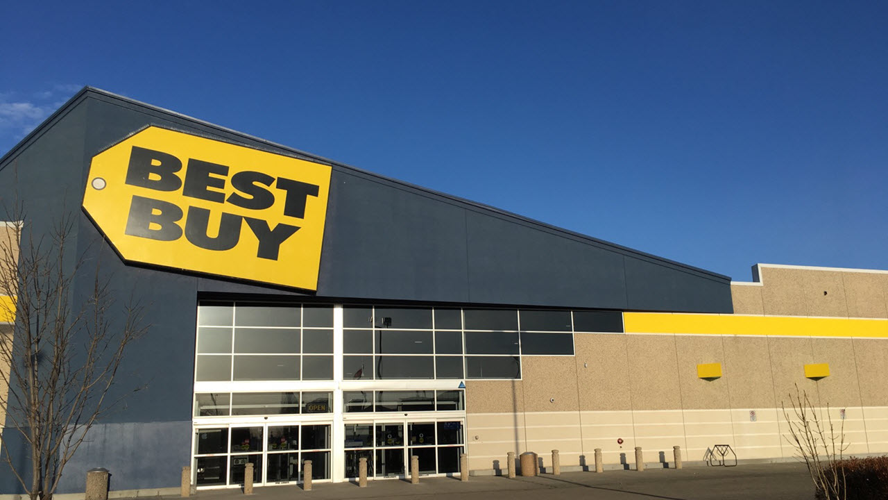 Best Buy Edmonton West