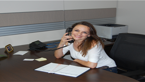 This is ANNA ~ our Farmers® Friendly Review appt. scheduler