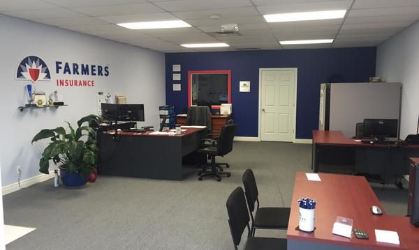 The Brian Walsh Insurance Agency office