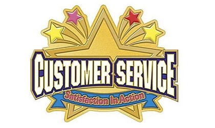 Customer Service Is What It's All About!