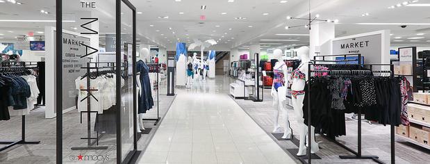 Macy's Fashion Show Women's Gallery: Clothing, Shoes