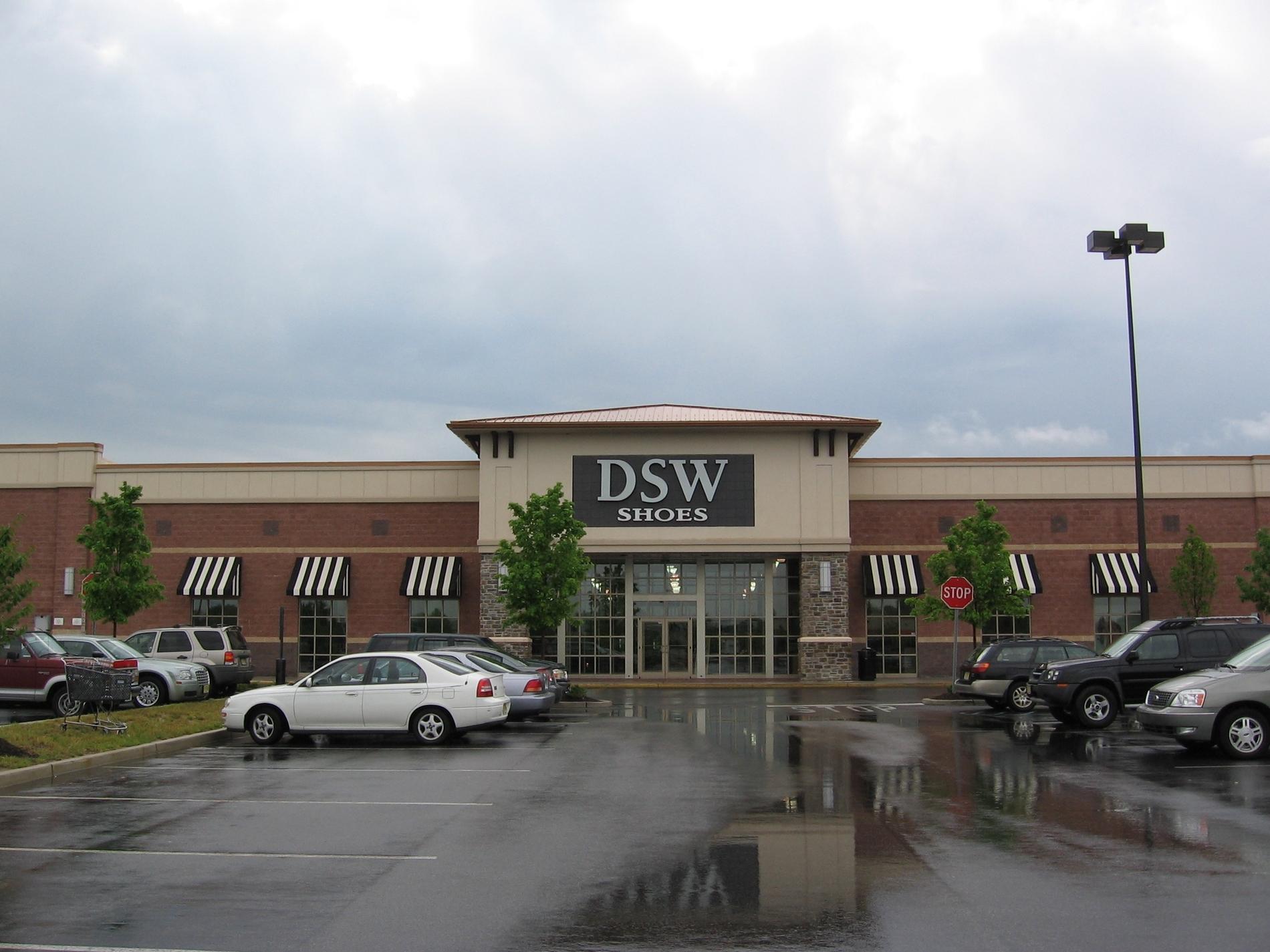 Dsw Designer Shoe Warehouse New Jersey