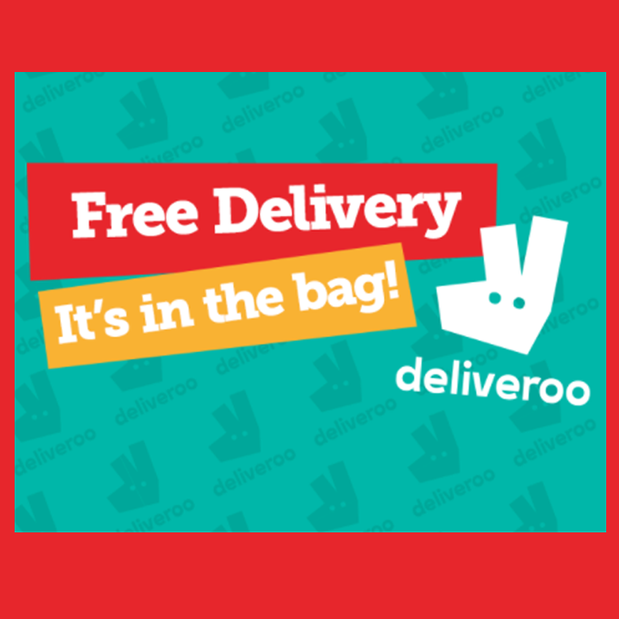Image of FREE Delivery For New Deliveroo Customers!