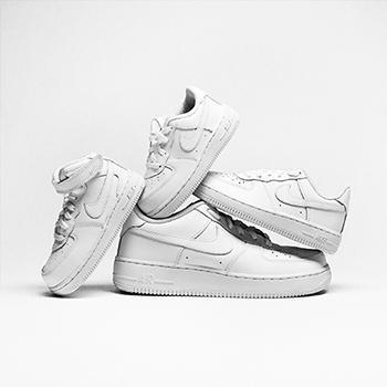 Image of Nike Air Force 1 Low + High
