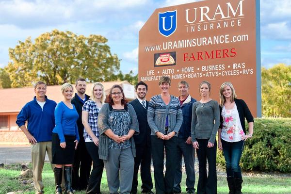 The Uram Agency - We are Farmers®!