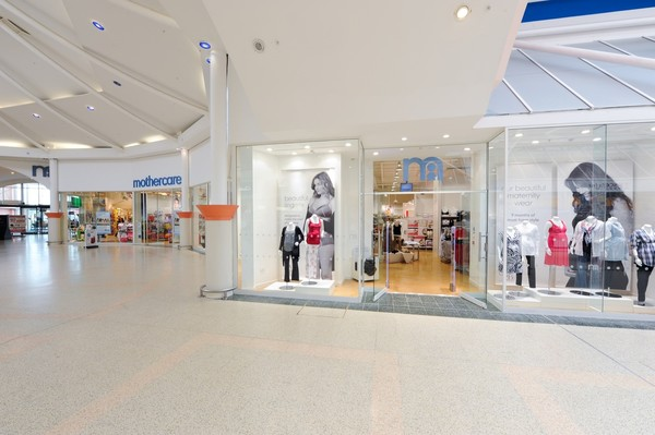 Mothercare Peterborough outside