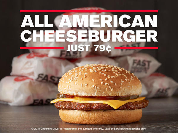 All-American Cheeseburger