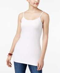 Image of Style & Co Long Camisole, Created for Macy's