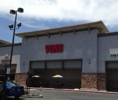 Vons Store Front Picture at 33644 Yucaipa Blvd in Yucaipa CA