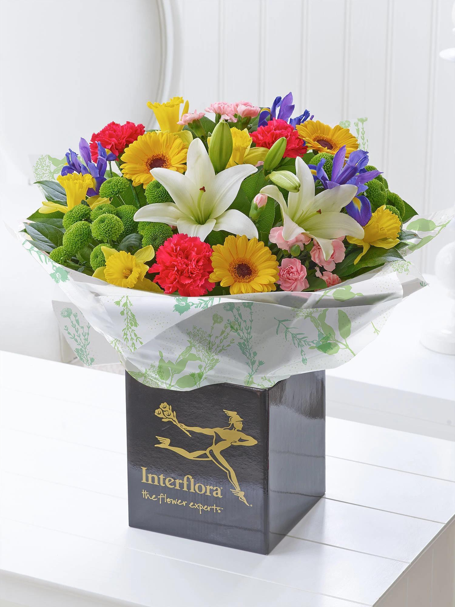 Image of Spring Favourites Hand-tied
