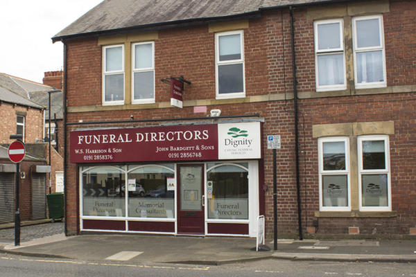 W S Harrison & John Bardgett & Sons Funeral Directors in Gosforth, Newcastle Upon Tyne