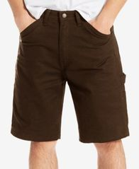 Image of Levi's® Men's Loose Fit Stretch Carpenter Shorts