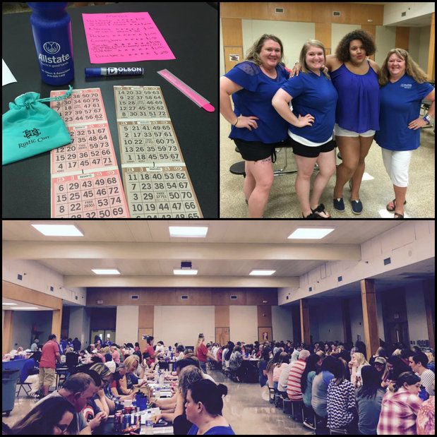 Conley Olson - Our Agency had a Great time at the Little Light House Bingo Party Fundraiser!!