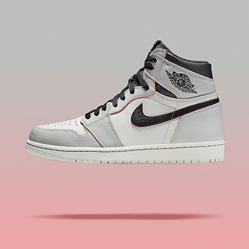 Image of Jordan Retro 1 'Light Bone'