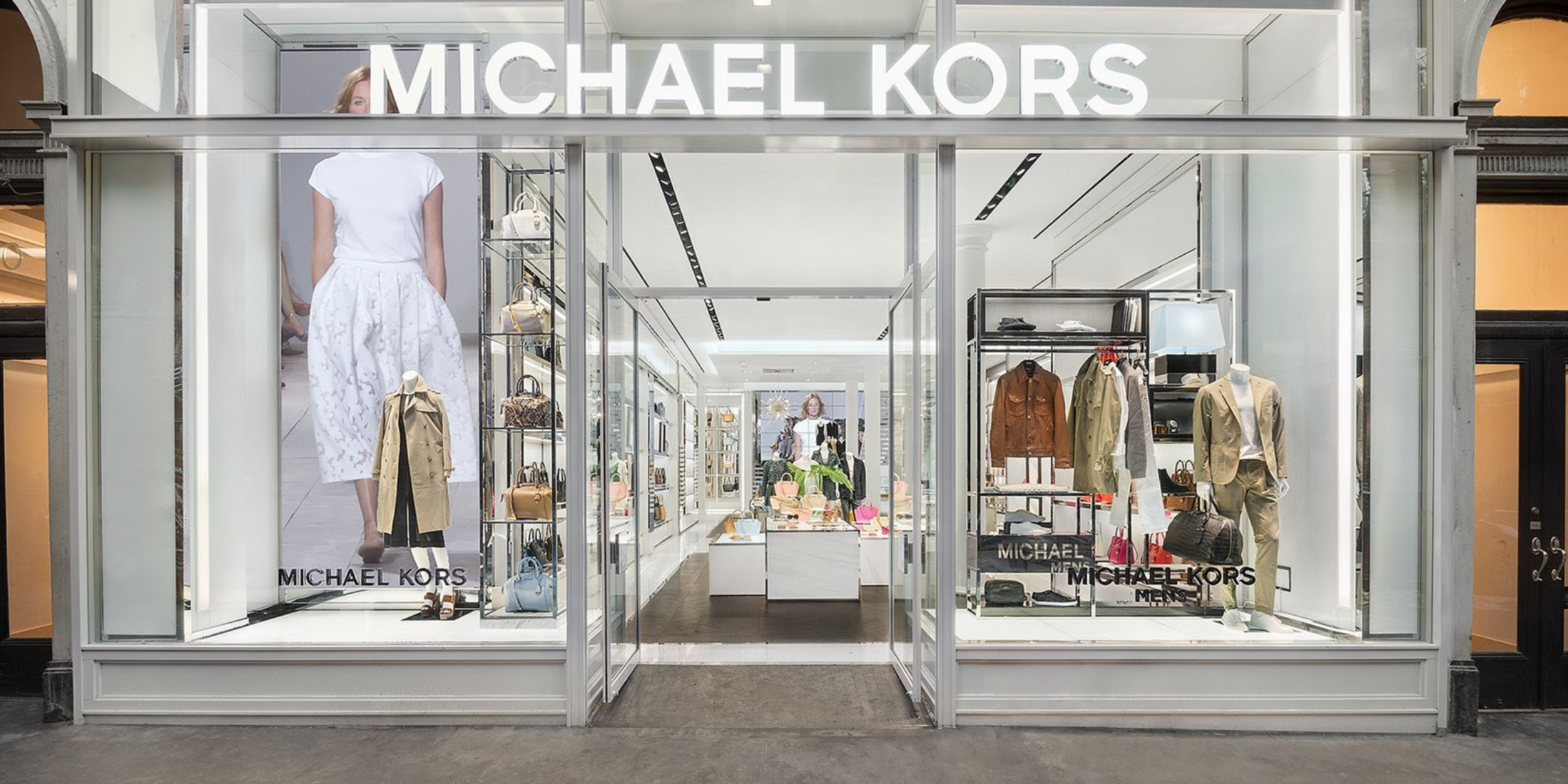 Michael Kors at 10 Columbus Cir in New York, NY | Designer ...