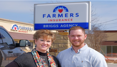The Briggs Agency. A mother and son agency serving the greater Austin area.