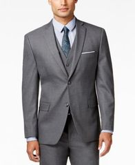 Image of Alfani Men's Stretch Performance Slim-Fit Jacket, Created for Macy's