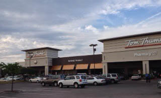 Tom Thumb Store Front Picture at 11920 Preston Rd in Dallas TX