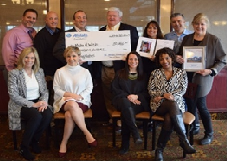 Gregg Stephens - The Allstate Foundation grants $10,000 to Make-A-Wish Metro New York