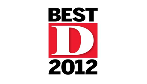 Voted One of D Magazine's Best Insurance Agents for 2012