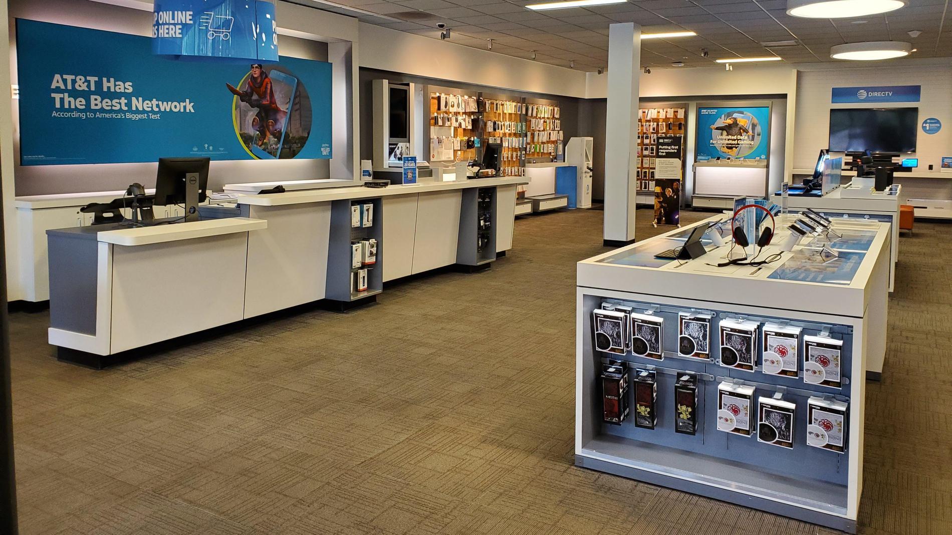 AT&T Store - West Sunrise Boulevard - Plantation, FL ...