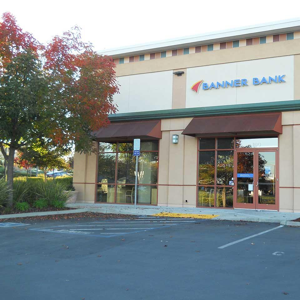 Banner Bank branch in Rocklin, California