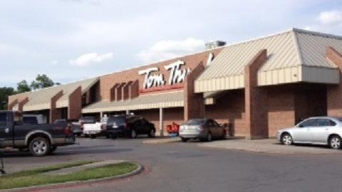 Awe Inspiring Tom Thumb Bakery At 206 N Grand Ave Gainesville Tx Fresh Funny Birthday Cards Online Elaedamsfinfo