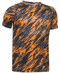 Image of Under Armour Graphic-Print Big Logo T-Shirt, Big Boys (8-20)