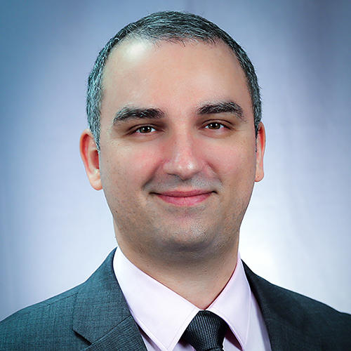 Headshot of Omar Al Dhaybi, MD, MSc