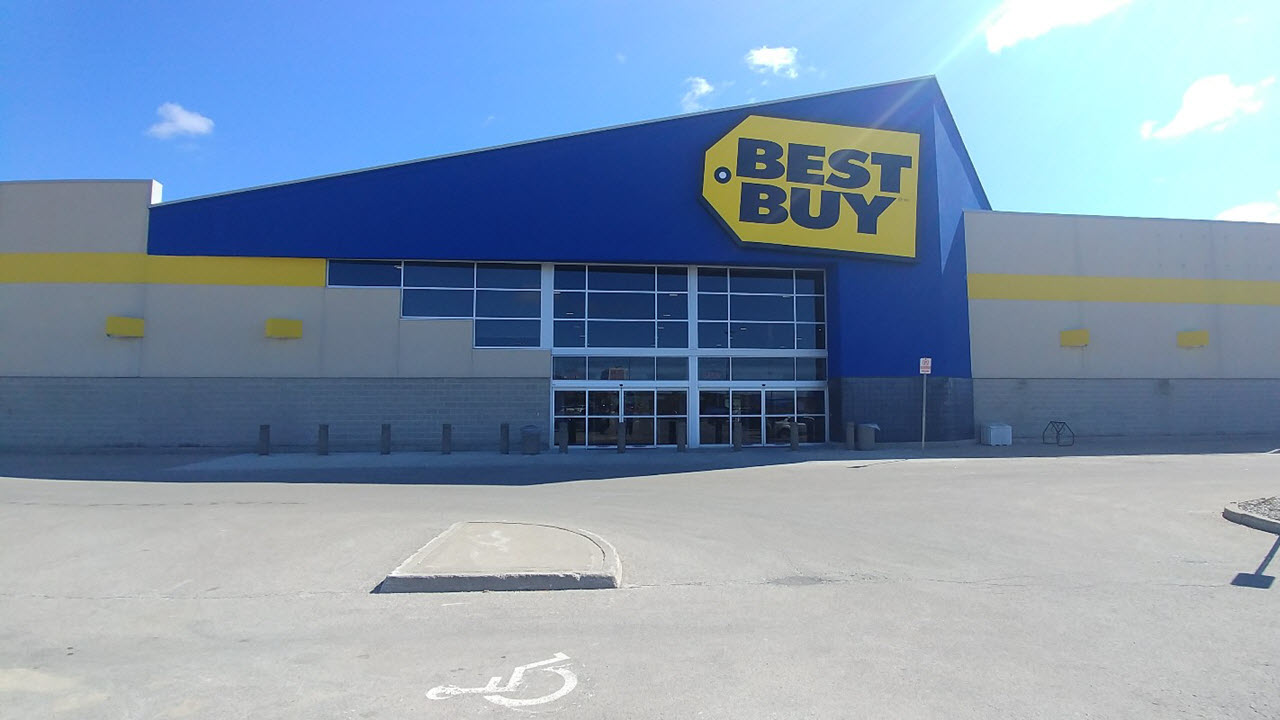 Best Buy Across from White Oaks Mall