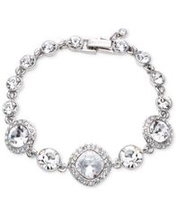 Image of Givenchy Crystal Flex Bracelet