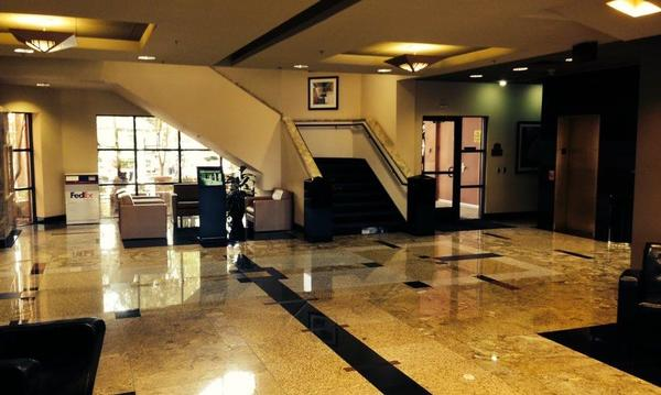 First floor lobby - Conveniently use the elevators or stairs to visit us on the 2nd floor