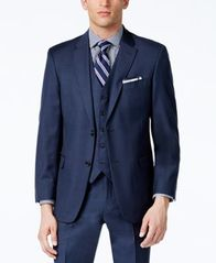 Image of Tommy Hilfiger Sharkskin Classic-Fit Jacket