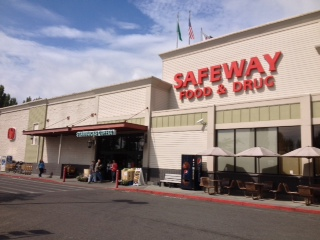 Safeway Store Front Picture at 442 W Sims Way in Port Townsend WA