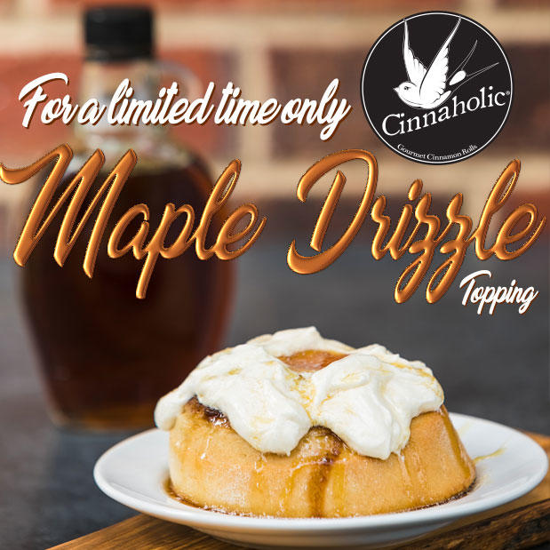 Image of Maple Drizzle Topping