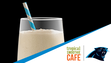 Panthers Colada Smoothie
