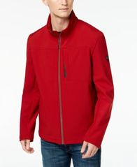 Image of Calvin Klein Men's Soft Shell 4-way Stretch Jacket